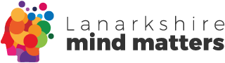 Lanarkshire Mind Matters Logo